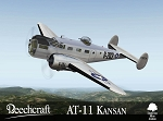 Beechcraft AT11 Kansan XP11